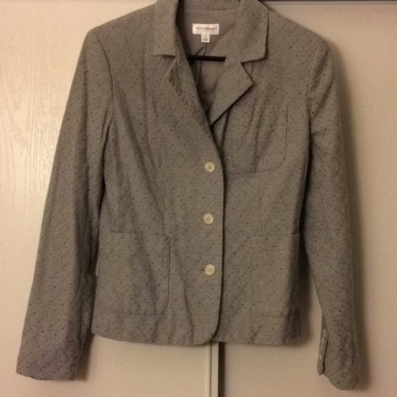 Isaac Mizrahi Jackets & Blazers - Isaac Mizrahi Gray Blazer